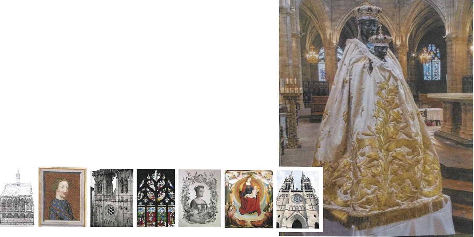 Projection «L&rsquo;heure<br>cathédrale»