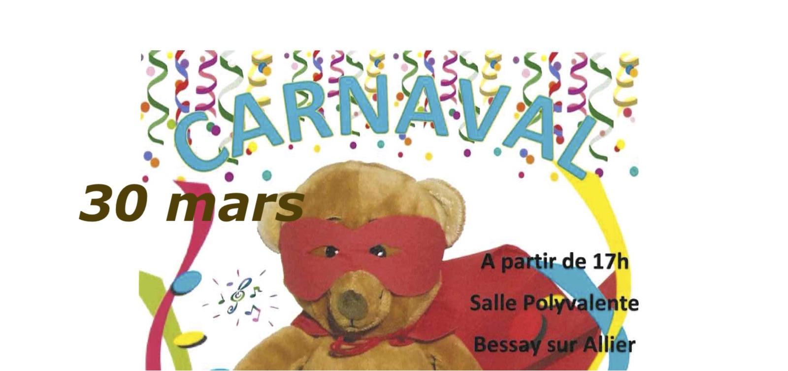 Carnaval du 30 mars