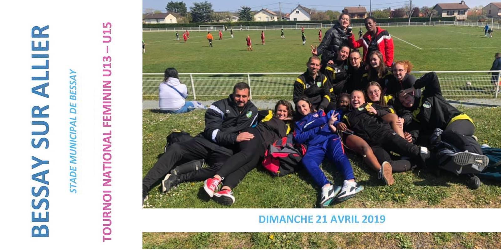 Football Equipe féminine