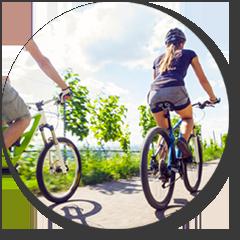 Bessay plan vélo